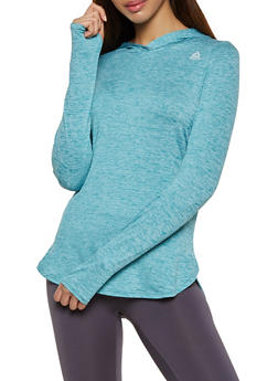 Reebok Hooded Active Top - 1057076049311