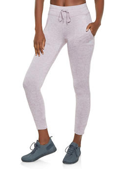 Reebok Fleece Lined Joggers with Drawstring - 1057076049318