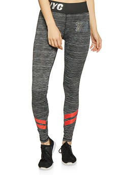 NYC Activewear Leggings - 1058038345601