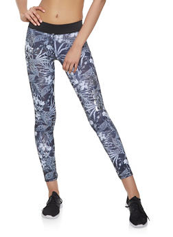Boss 45 Graphic Activewear Leggings - 1058038346091