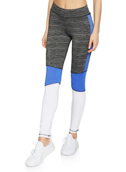 Love 95 Graphic Activewear Leggings - 1058038346111