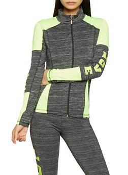 Activewear Jackets for Women