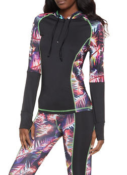 Fearless Graphic Activewear Sweatshirt - 1058038347510
