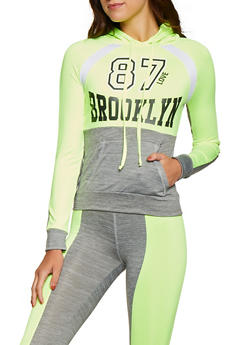 Brooklyn 87 Activewear Top - 1058038347720