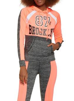 Brooklyn 87 Activewear Top - 1058038347720