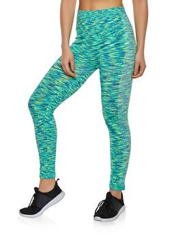 Marled Activewear Leggings - 1058069022862