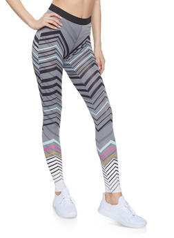 Chevron Pants for Women