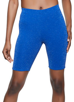 Lurex Bike Shorts - 1060020624958