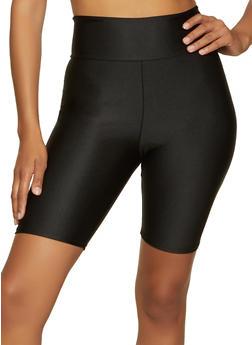 Spandex Bike Shorts - 1060074015054