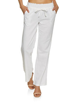 Woman Lined Pants