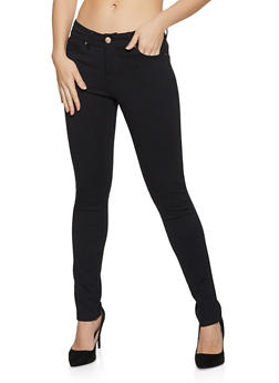 Push Up Ponte Jeggings - 1061054264169