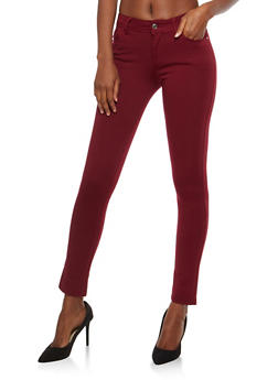 Skinny Stretch Pants - 1061054267085