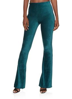 Corduroy Flared Pants - 1061062124556