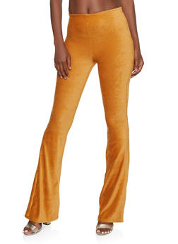 Corduroy Flared Pants - 1061062124556
