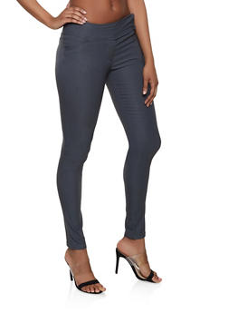 Tabbed Waist Dress Pants - 1061062707034