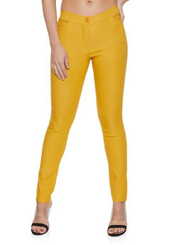 Stretch Dress Pants - 1061074015948