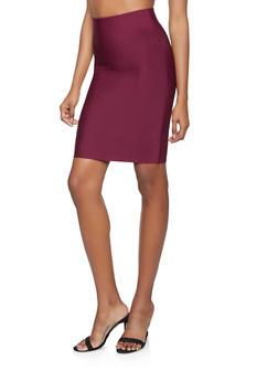 Bandage Pencil Skirt - 1062062701007
