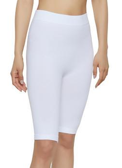 Seamless Bermuda Bike Shorts | 1068041452563 - 1068041452563