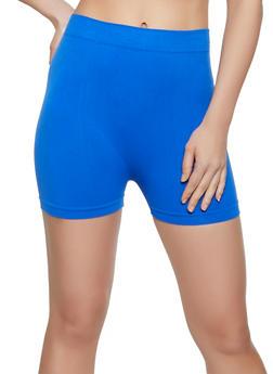 Solid Bike Shorts | 1068075760003 - 1068075760003