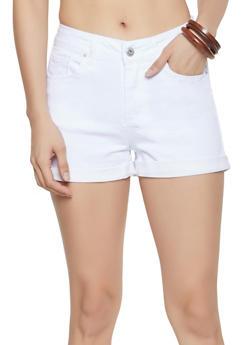 WAX High Rise Shorts - 1070071610125