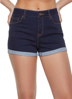 WAX High Rise Shorts - 1070071610125