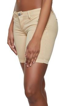 VIP Denim Bermuda Shorts | 1072065301572 - 1072065301572