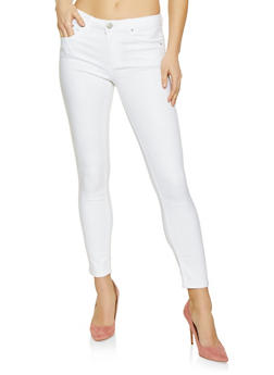 Almost Famous Basic Skinny Jeans - 1074015990150