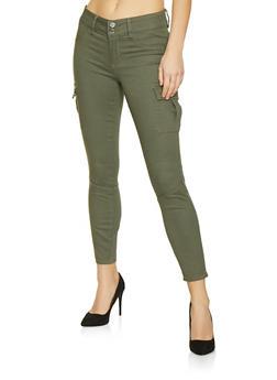 Cargo Skinny Pants - 1074015990295