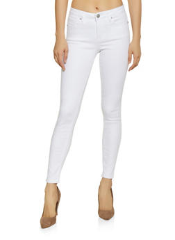 Almost Famous Push Up Skinny Jeans - 1074015992140