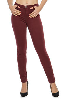 Basic Push Up Jeans - 1074056573881