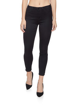 Cello Solid Skinny Jeans - 1074063156314