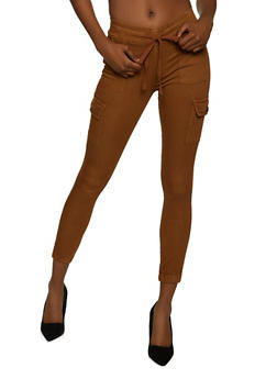 VIP Brown Cargo Joggers - 1074065300000