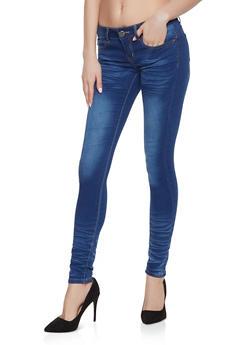 VIP Push Up Skinny Jeans | Medium 5 Pocket - 1074065300829