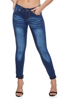 VIP Push Up Skinny Jeans | Medium 1 Button - 1074065300949