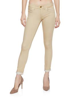 VIP Basic Push Up Jeans - 1074065302566