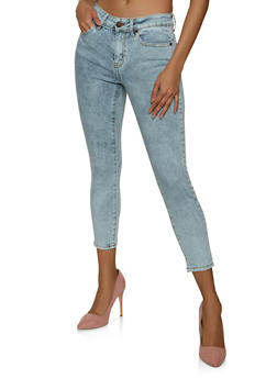 VIP Cropped Jeans - 1074065305904