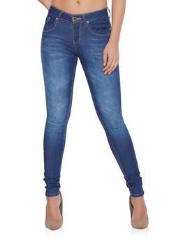 VIP Dark Midrise Jeans - 1074065307317