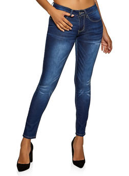 VIP Basic Skinny Jeans - 1074065307755