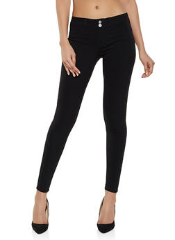 VIP Push Up Jeggings - 1074065309444