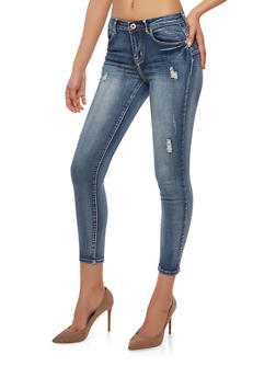 Highway Push Up Skinny Jeans - 1074071311321