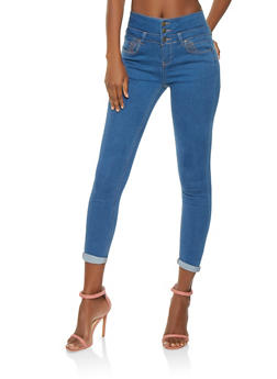 WAX Push Up Skinny Jeans - 1074071610119