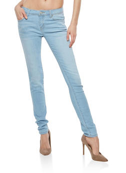 WAX Push Up Skinny Jeans - 1074071610193