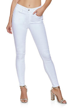 WAX Push Up Skinny Jeans - 1074071610210