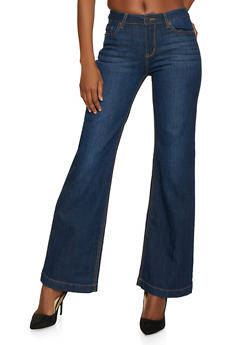 WAX Flared Jeans - 1074071610928