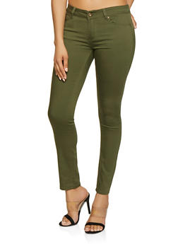 WAX Push Up Stretch Jeans - 1074071613101