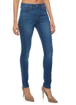 WAX Basic Skinny Jeans - 1074071619023