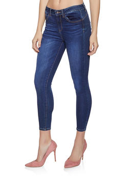 WAX Push Up Skinny Jeans - 1074071619050