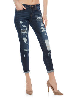 WAX Patch and Repair Jeans - 1074071619101