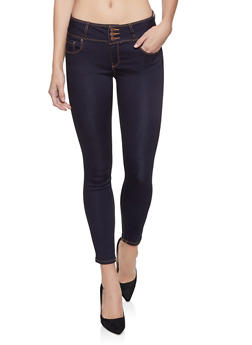 WAX Push Up Skinny Jeans - 1074071619340
