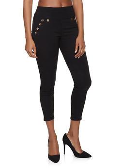 Hyperstretch Sailor Jeans - BLACK - 1074072290410